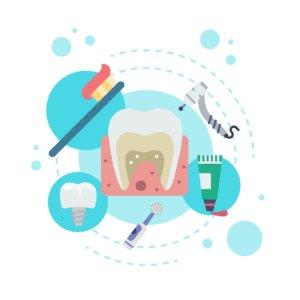 Puedes seguir una serie de acciones para mantener un cuidado bucal optimo