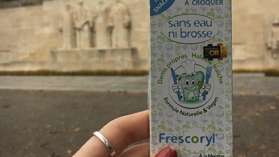 Llevate Frescoryl al viaje que quieras para cuidar tu salud bucodental