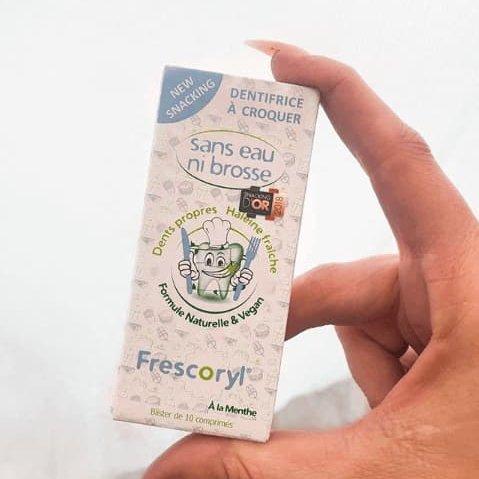 Cuidar tu salud bucodental es fácil con Frescoryl