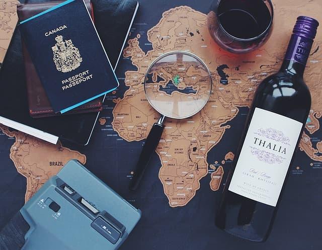 Preparar un viaje implica hacer una lista de tareas